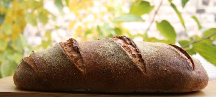 ככה מכינים לחם מחמצת