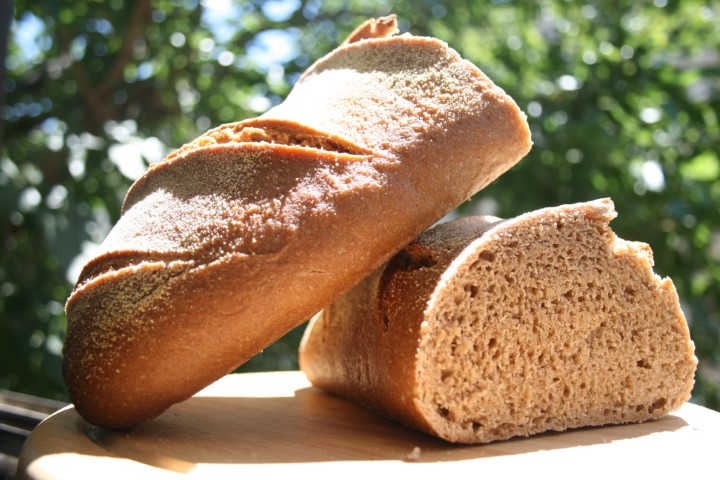 הכנת לחם כוסמין