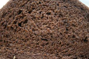 זום על הלחם מקרוב