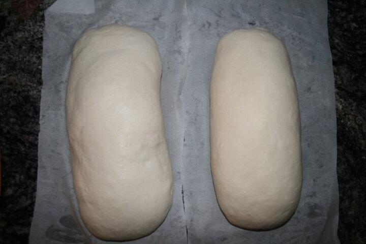 השוואת הקמחים לפני הכנסה לתנור