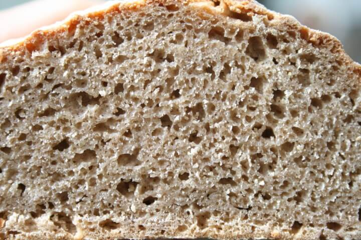 מתכון ללחם שיפון עם ביצה