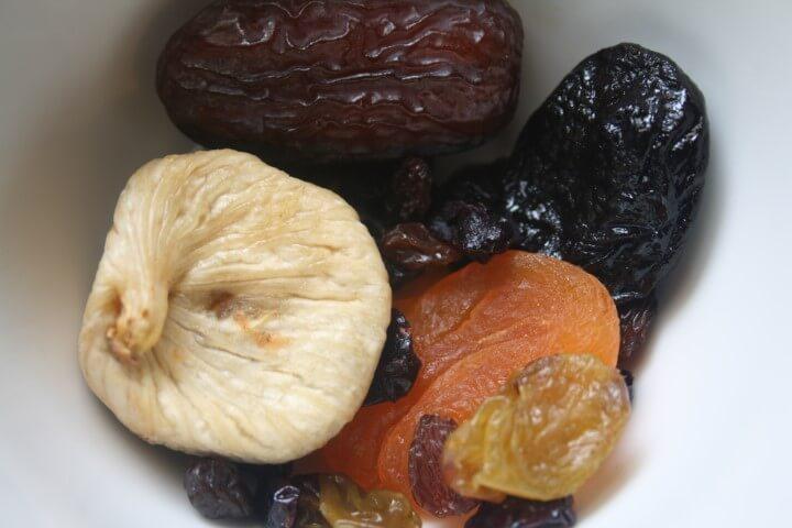 פירות משבעת המינים