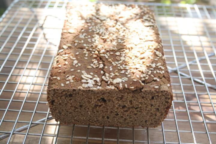 לחם טף מוכן