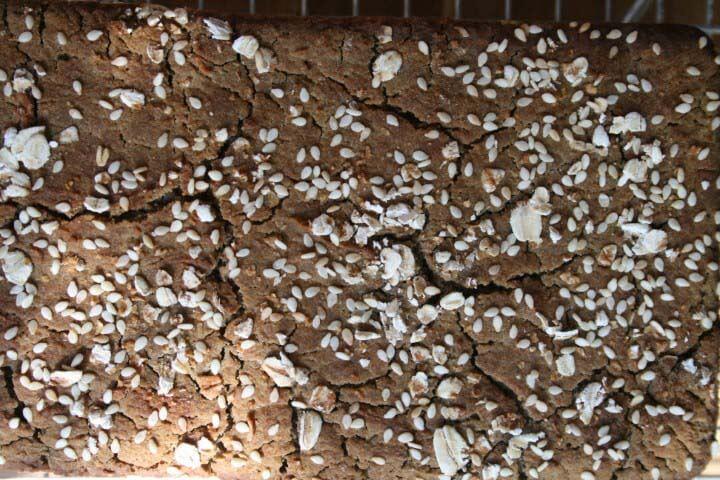לחם טף מרקם וקראסט