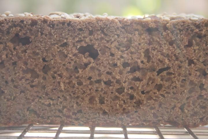 לחם טף דחוס