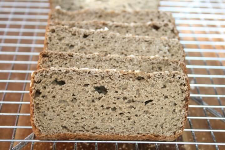 לחם טף פרוס